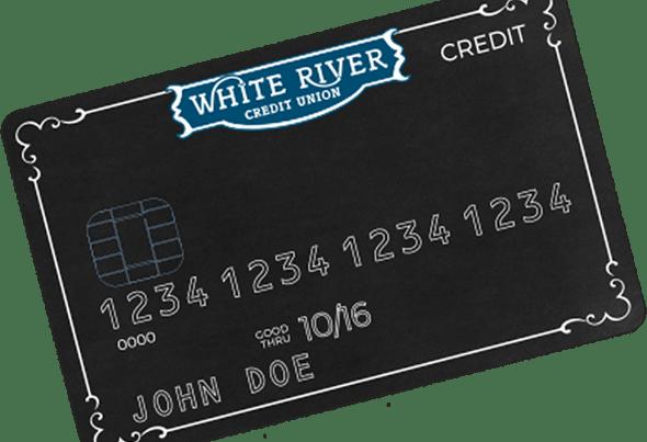 White River Credit Union Credit Card