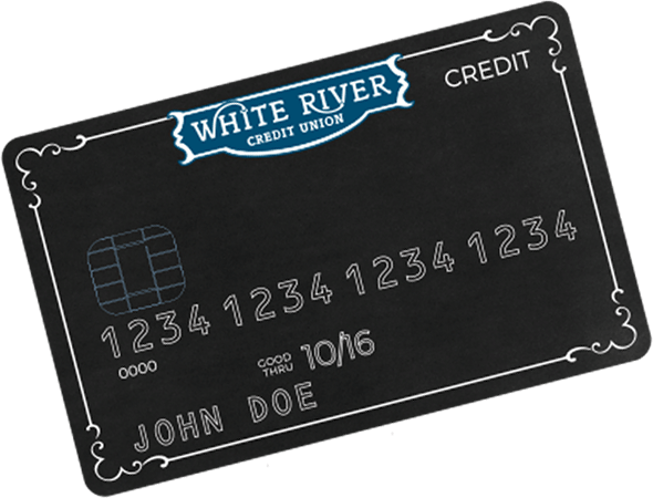 White River Credit Union Credit Card