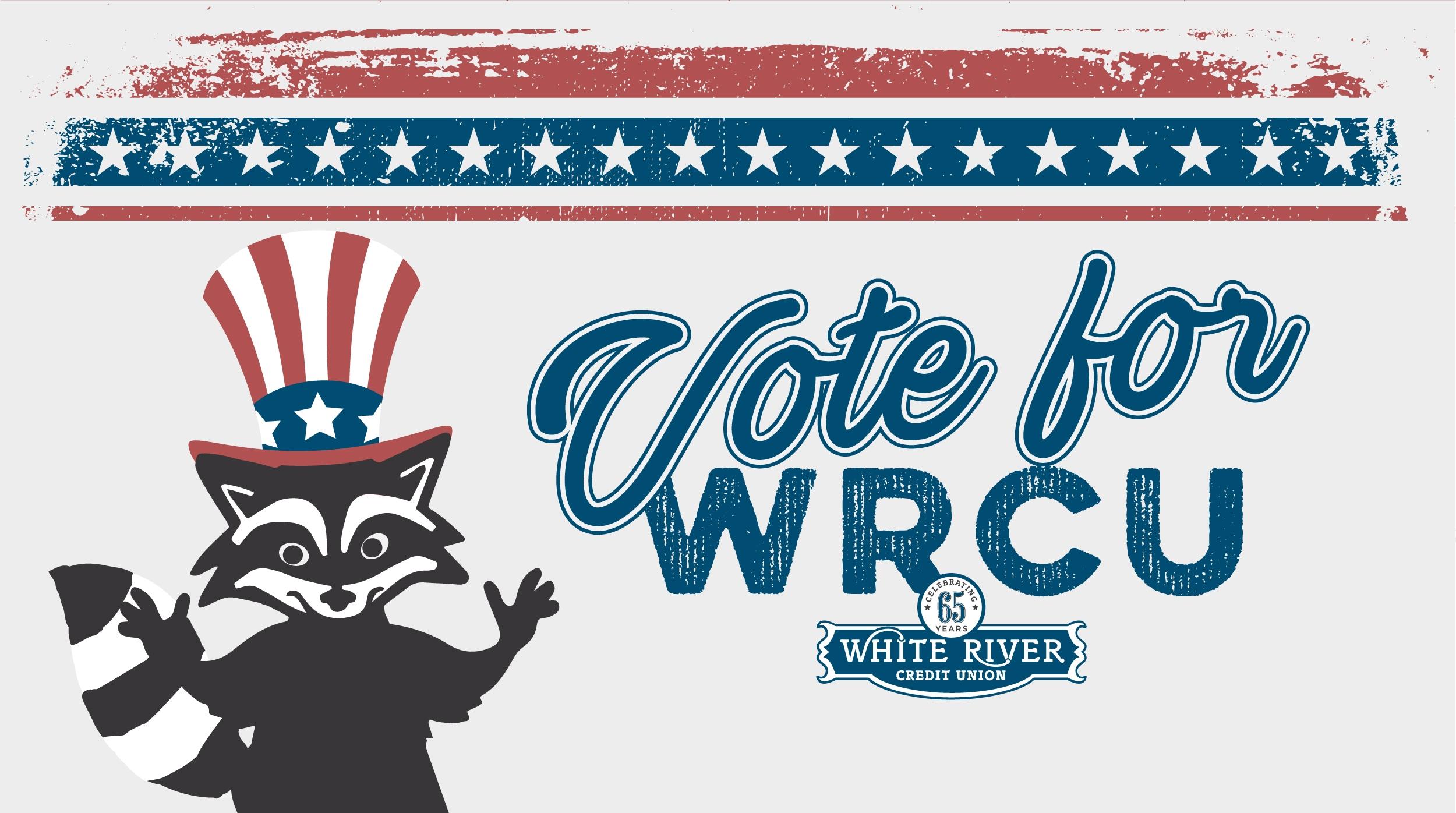 Vote for WRCU banner
