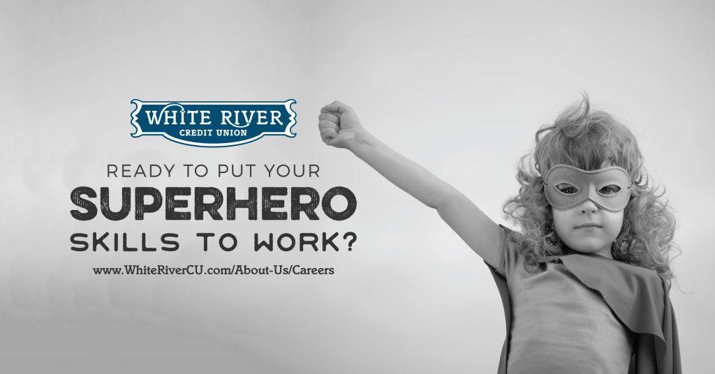 WRCU super hero girl
