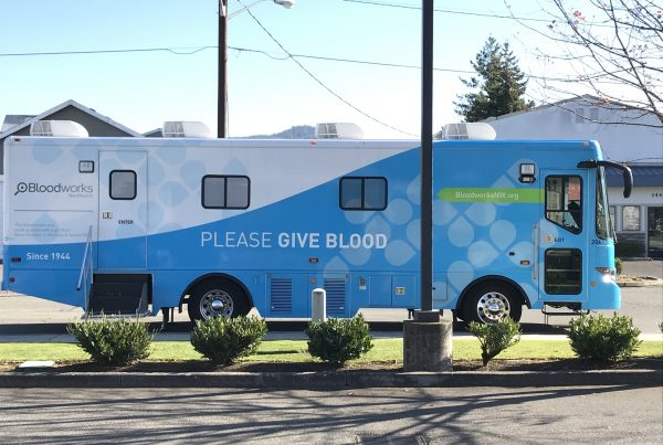 Bloodworks NW bus